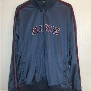 Vintage NIKE original track jacket 90' classic XXL